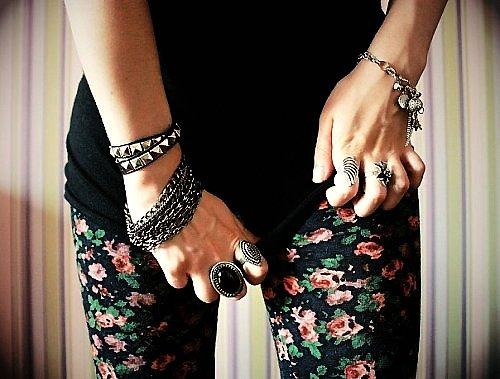 beauty, cute, favim, rings