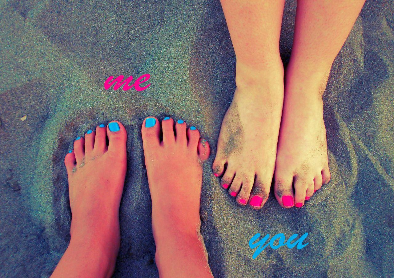 friendship, summer, cute