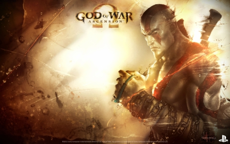 games, god of war, kratos