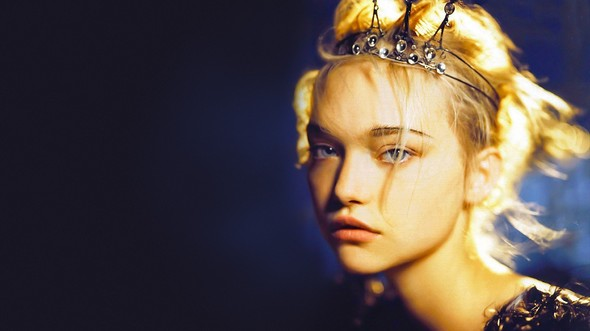beauty, face, gemma ward, girl
