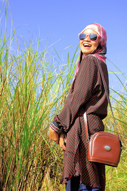 bag, beautiful, best friend, cute, fashion, girl, hijab, muslim, pretty