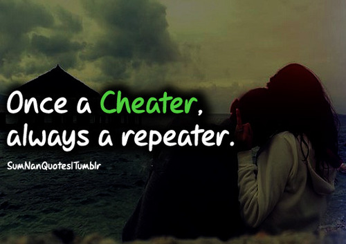 Quotes About Love And Cheating. QuotesGram