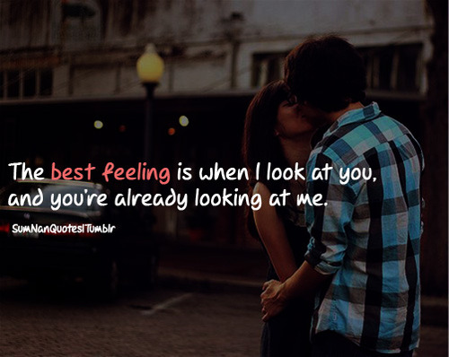 Kiss Quotes For Girlfriend : Boy kiss his girlfriend forehead with quote images