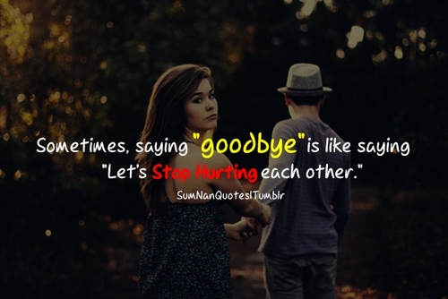 girl, boy, sad, quote - image #481283 on Favim.com