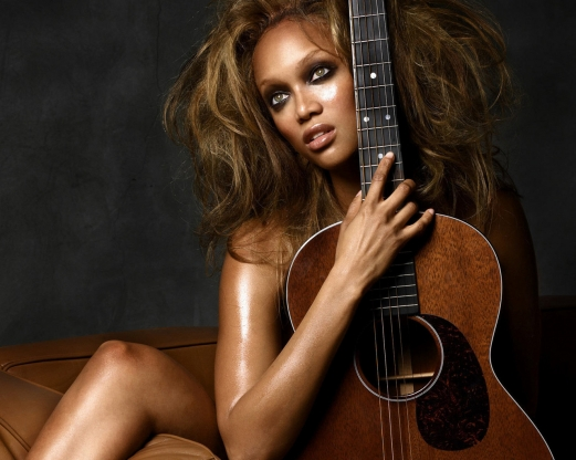 black woman, girl, guitar