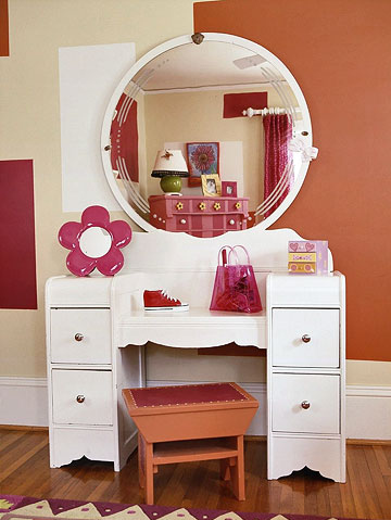 girl, kids, lovely, pink, room