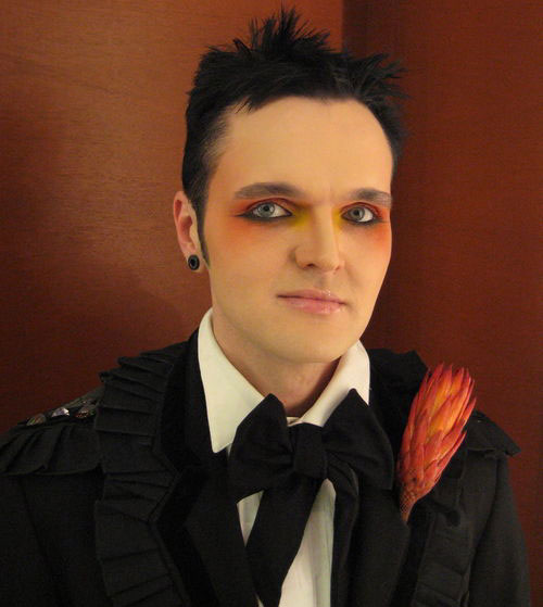 adam k, alt, androgynous and author