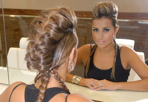 Swag Girl Hairstyles
