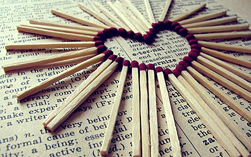 herat, love, book, cute, amazing