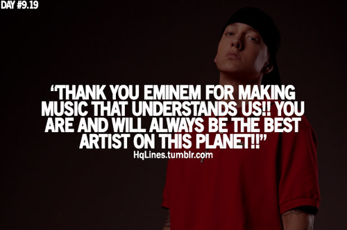 hqlines, life, love, eminem, sayings