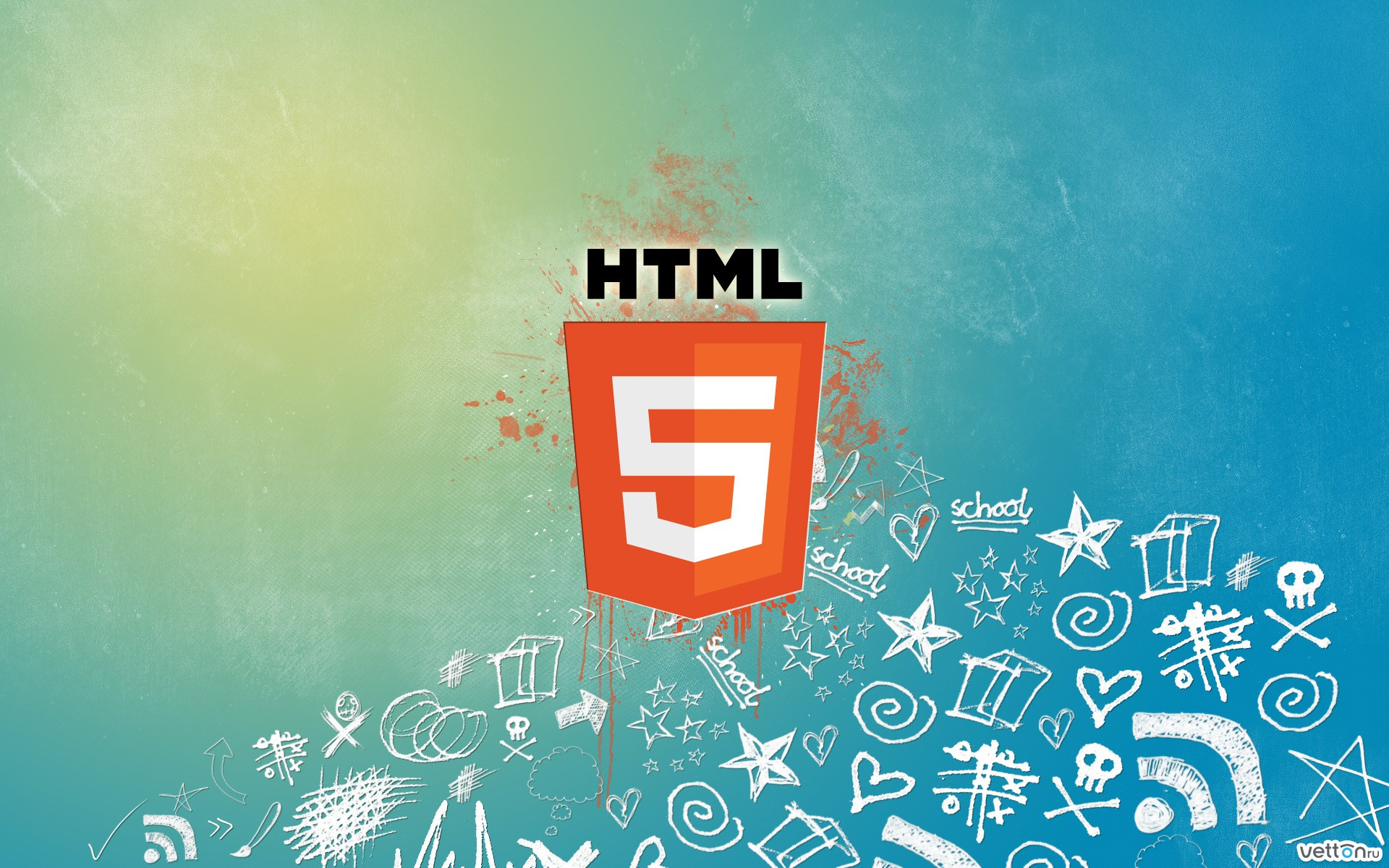 html5, html, hyper text markup language, web