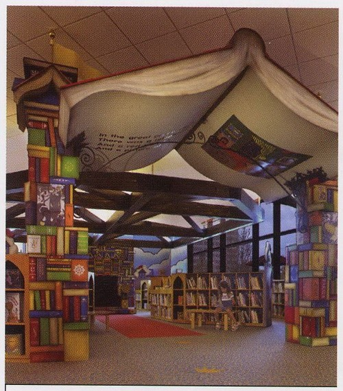 interior, design, books, reading, bookcase