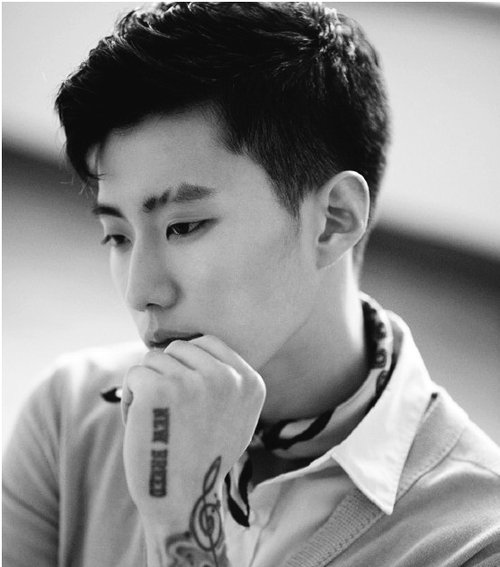 jay park, boy, sexy, black and white, cute