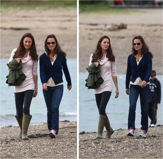 kate middleton, wellies, boots, style