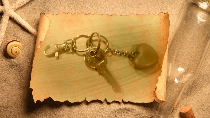 key chain, charm, chain, key, cute