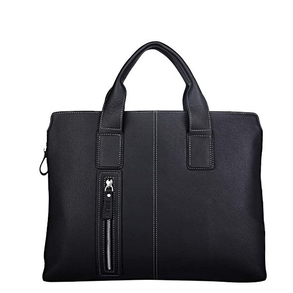 lawyer business briefcase and laptop bags in black