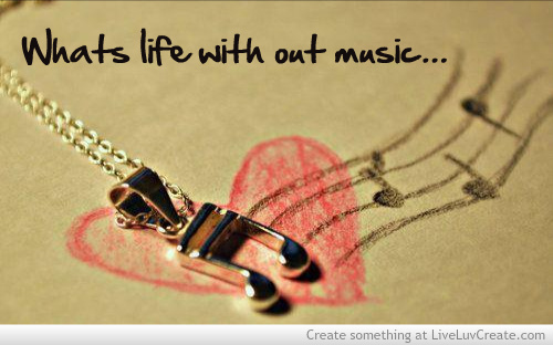 quotes about music and love - photo #28