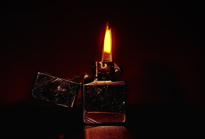 Zippo Lighters Flame Original size of image...