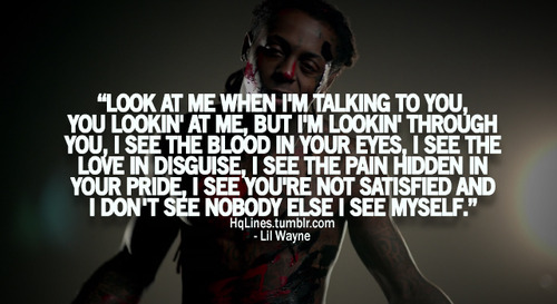 lil wayne, quotes, sayinsg, swag