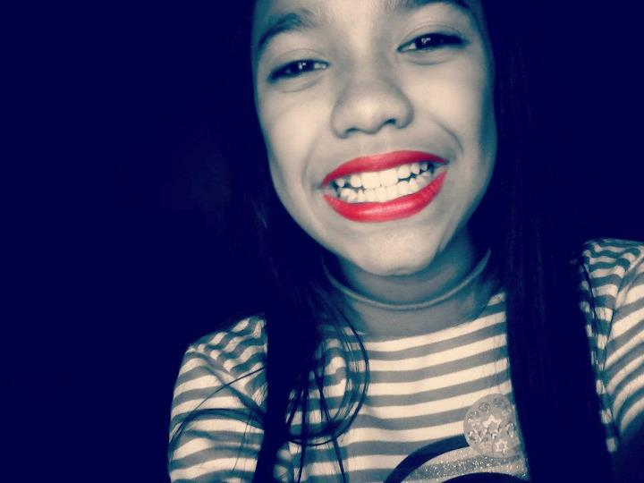 lips, red, smile :)