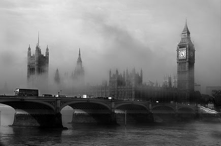 beautiful, big ben, london, photography, rain