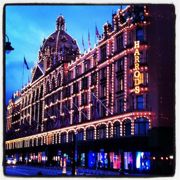 london, harrods, shopping