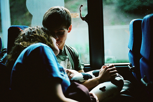 amazing, beautiful, boy, bus, couple, cuddle, cute, girl, guy, love, photo, photography