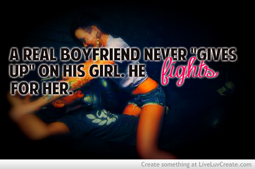 a real boyfriend would quotes - photo #34