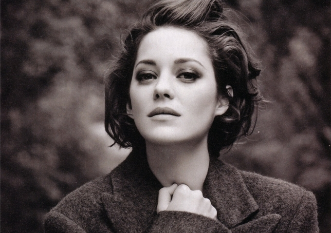 Marion Cotillard Actress French Pretty Brunette Image