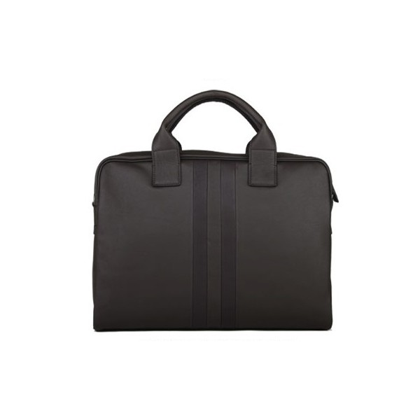 men coffee genuine leather briefcase 2012 new with strips
