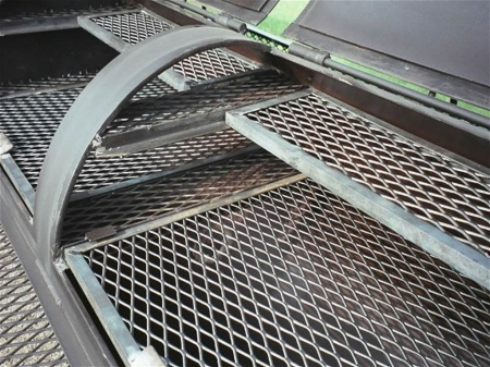 Metal Grating Stainless Steel Expanded Metal Grating