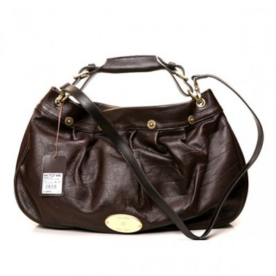 mulberry women east west mitzy leathers chocolate shoulder bag, mulberry bags collections, mulberry mitzy
