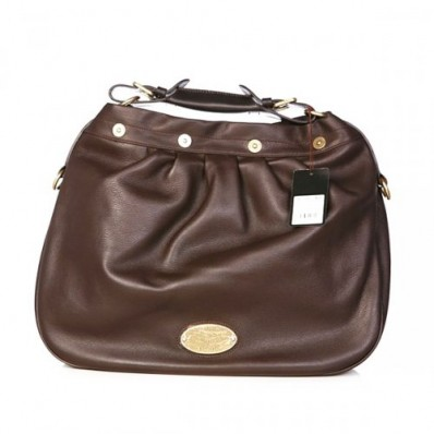 mulberry women mitzy east west leathers brown hobo bag, mulberry bags collections, mulberry mitzy
