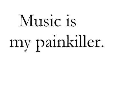 Funny Quotes On Music Lovers : music, true, words, text, pain - image #555365 on Favim.com