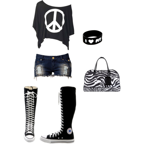 peace, fashion, converse, set, black