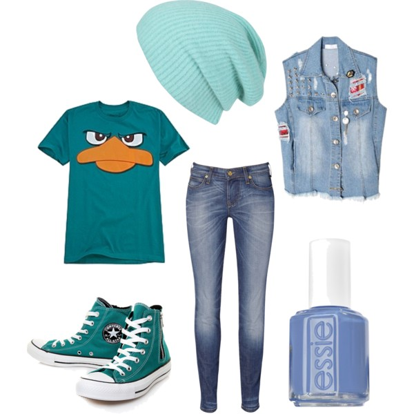perry, set, fashion, jeans, green