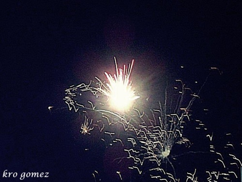 photo firework art sky beautiful colombia vintage