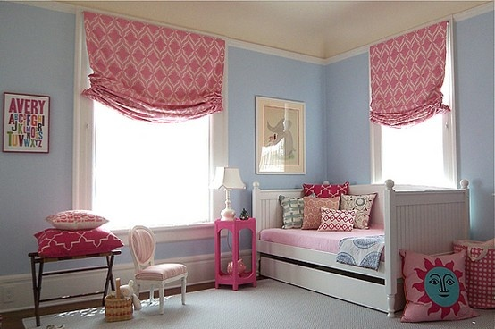 Pretty Bedroom Girl Bedroom Decoration Pink Image