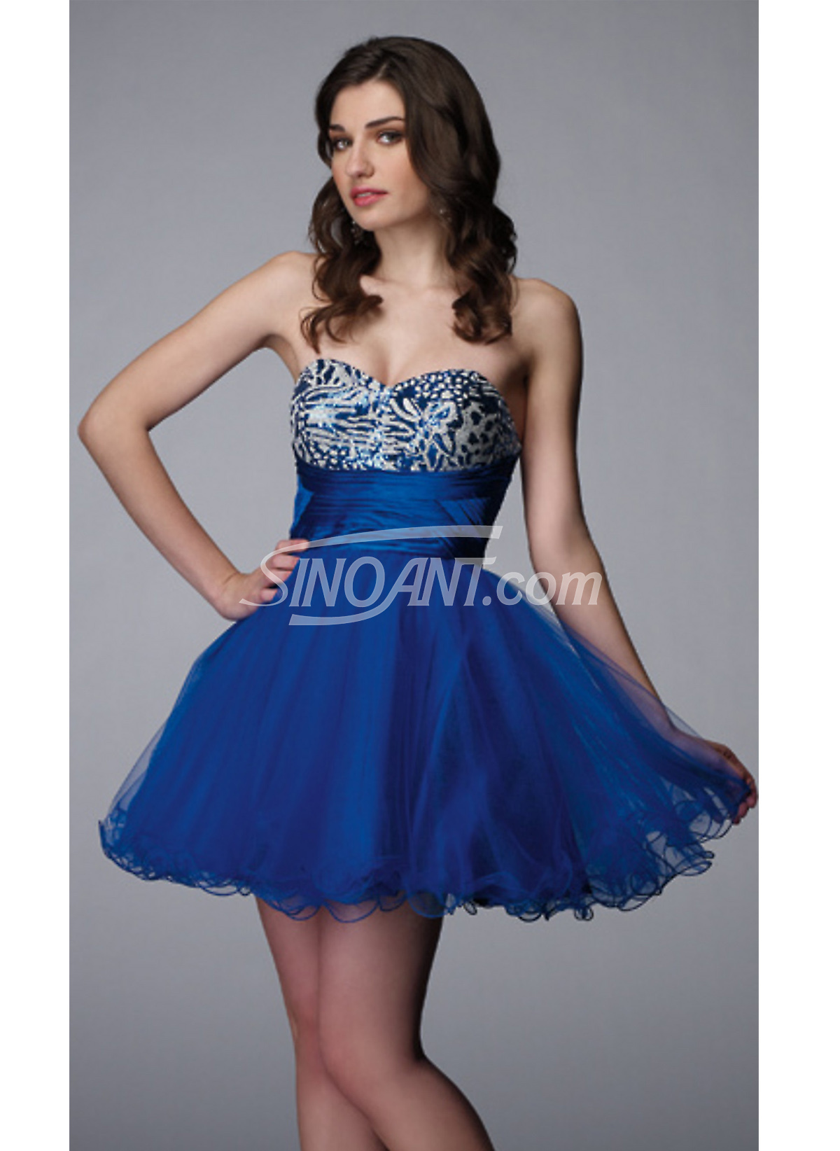 pretty homecoming dress
