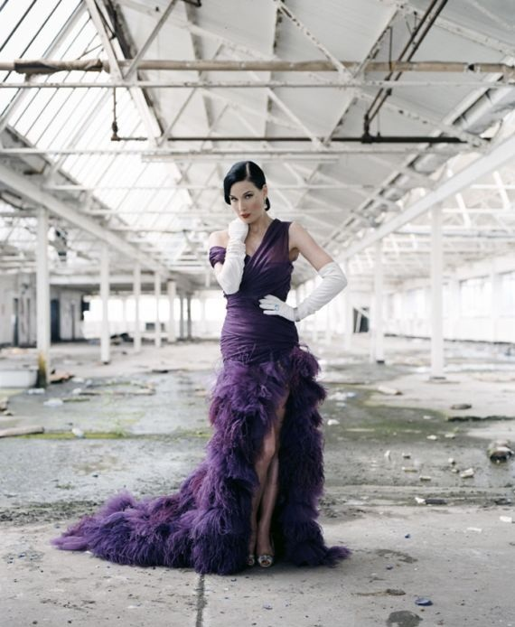 purple, dress, fashion, classy, cute