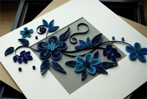 Quilling Paper Size Papers Quilling Paper