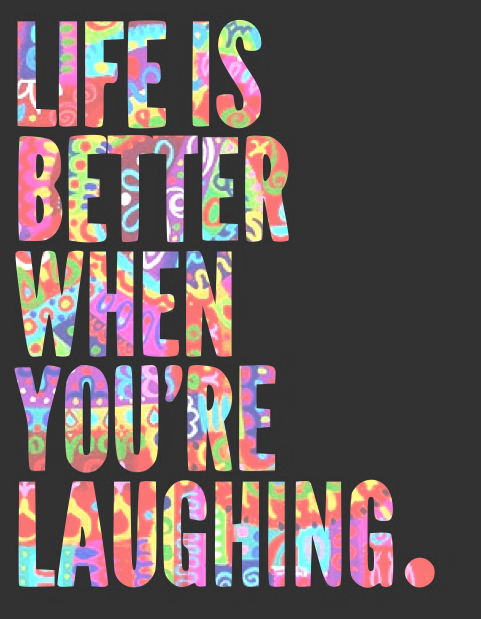 quote, laugh, color