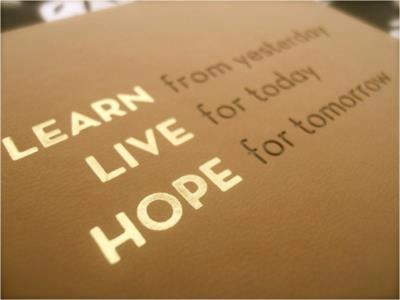 quote, learn, hope