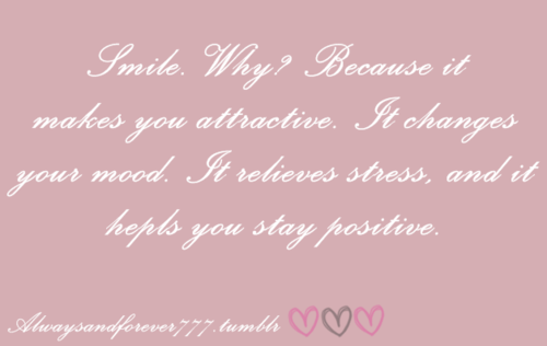 quote, true, smile, inspiring, pink