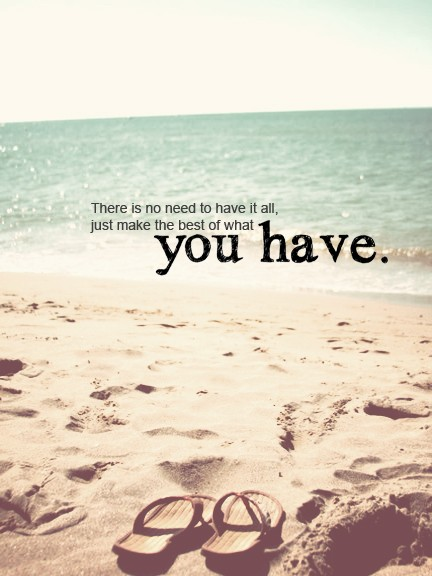 quote, typography, summer, nature, beach
