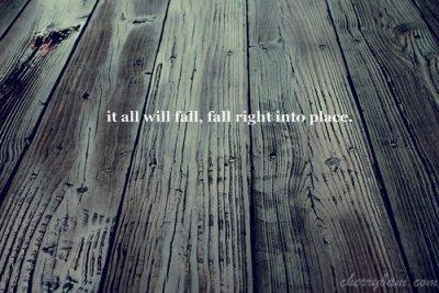 fall, place, quotes