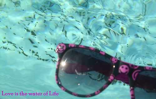 quotes, water, life, sunglasses, summer