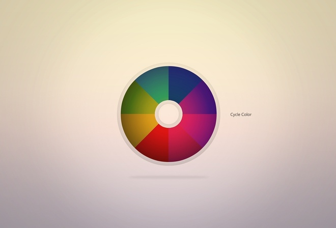 rainbow, spectrum color, wheel