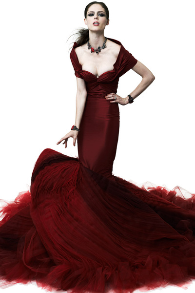 art, beautiful, couple, cute, dress, fashion, hair, high fashion, photography, pretty, red dress