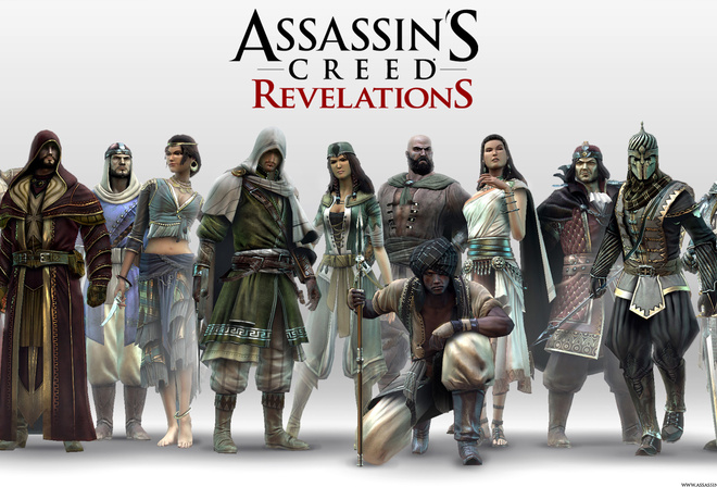 revelations, assassins, creed